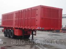 Tongya CTY9380XXY box body van trailer
