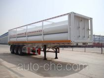 Tongya CTY9381GGY high pressure gas long cylinders transport trailer