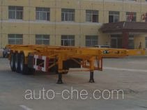 Tongya CTY9383TJZG40 container transport trailer