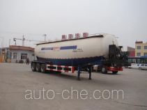 通亚达牌CTY9400GFLB型低密度粉粒物料运输半挂车