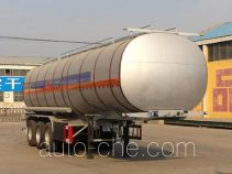 Tongya CTY9400GLY liquid asphalt transport tank trailer