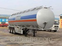 Tongya CTY9400GYS aluminium liquid food tank trailer
