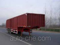 Tongya CTY9400XXYA box body van trailer