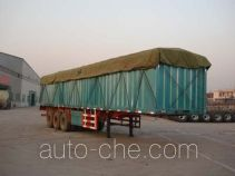 Tongya soft top box van trailer