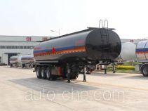 Tongya CTY9401GLYB liquid asphalt transport tank trailer
