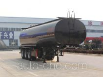 Tongya CTY9401GLYPH liquid asphalt transport tank trailer
