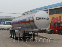 Tongya CTY9401GRYLH flammable liquid tank trailer