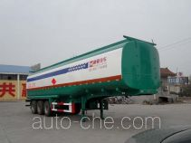 Tongya CTY9402GRY flammable liquid tank trailer