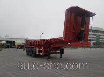 Tongya CTY9402ZZXA dump trailer