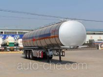 Tongya CTY9403GRYM flammable liquid tank trailer