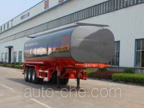 Tongya CTY9403GYSA liquid food transport tank trailer