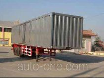 Tongya CTY9403XXY box body van trailer