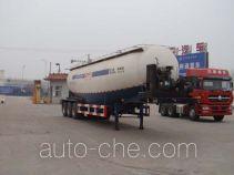 通亚达牌CTY9404GFLA型低密度粉粒物料运输半挂车