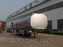 Tongya CTY9404GRYA flammable liquid tank trailer
