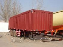 Tongya CTY9404XXY box body van trailer