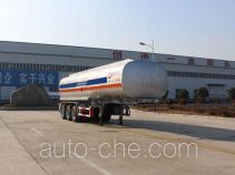 Tongya CTY9405GRY flammable liquid tank trailer