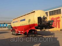 Tongya low-density bulk powder transport trailer