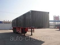 Tongya CTY9406XXYB box body van trailer