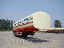 通亚达牌CTY9407GHY型化工液体运输半挂车