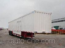 Tongya CTY9407XXY box body van trailer