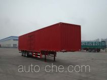 Tongya CTY9407XXYB box body van trailer