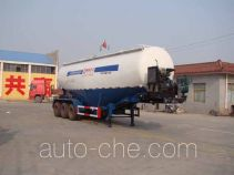 Tongya medium density bulk powder transport trailer