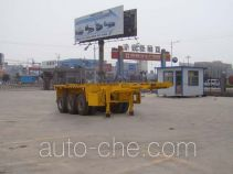 Tongya CTY9408TJZG30 container transport trailer