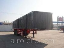 Tongya CTY9408XXY box body van trailer