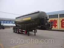 通亚达牌CTY9409GFLA型中密度粉粒物料运输半挂车