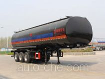 Tongya CTY9409GRY flammable liquid tank trailer