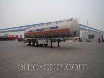 Tongya CTY9409GYY полуприцеп цистерна алюминиевая для нефтепродуктов