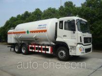Chate CTZ5251GDY cryogenic liquid tank truck
