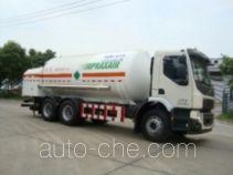 Chate CTZ5253GDY cryogenic liquid tank truck