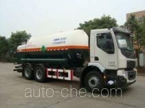Chate CTZ5260GDY cryogenic liquid tank truck