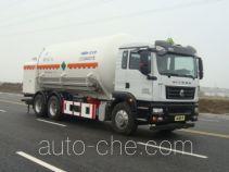 Chate CTZ5264GDY cryogenic liquid tank truck