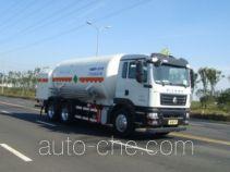 Chate CTZ5266GDY cryogenic liquid tank truck
