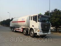 Chate CTZ5302GDY cryogenic liquid tank truck