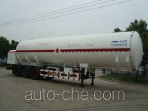 Chate CTZ9360GDY cryogenic liquid tank semi-trailer