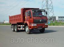 Wanrong CWR3251ZM3841W dump truck