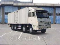 Wanrong CWR5314XXYUM406 box van truck
