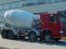 Wanrong CWR5317GJBZ concrete mixer truck
