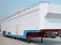 Wanrong CWR9200TCL vehicle transport trailer