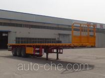 Wanrong CWR9400TPB flatbed trailer