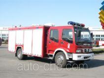 飞雁牌CX5090TXFPZ10型排烟照明消防车