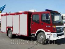 Feiyan (Jiyang) CX5091TXFPZ10 smoke lighting fire truck