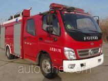Feiyan (Jiyang) CX5100GXFPM30 foam fire engine