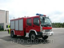 Feiyan (Jiyang) CX5100TXFJY120 fire rescue vehicle