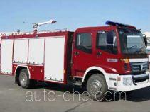 Feiyan (Jiyang) CX5143GXFSG50 fire tank truck