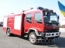 Feiyan (Jiyang) CX5161GXFPM55 foam fire engine