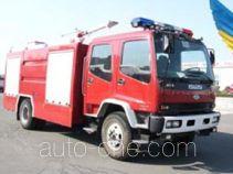 Feiyan (Jiyang) CX5161GXFSG55 fire tank truck